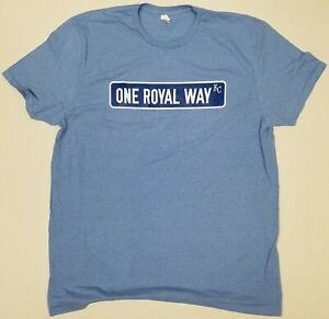 "Kansas City Royals, ""One Royal Way"", T Shirt Tuesday SGA 7/30/19 - Size Adult XL"
