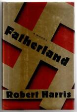Fatherland by Robert Harris (First U.S. Edition)