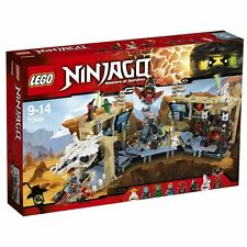 LEGO (LEGO) Ninja Go cave base ninja-based X 70596 70596 New from Japan F/S