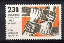 Francia 1982 Sg # 2525 antirracismo camppaign Mnh #a 54275