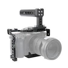 NICEYRIG GH5S G9 Camera Cage Cheese Handle Kit for DSLR Panasonic Lumix GH5 G9
