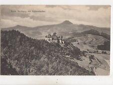 Ruine Rechberg Mit Hohenstaufen Germany Vintage Postcard L Schaller 615b