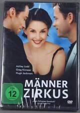 Männer Zirkus - DVD mit Hugh Jackman + Ashley Judd - OVP - 4010232009234  /S283