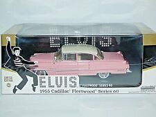 Limited Edition Greenlight Collectibles Elvis Cadillac Fleetwood Series 60