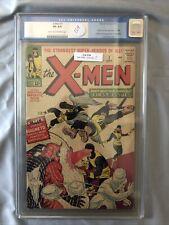X-men #1 1963 CGC 4.0