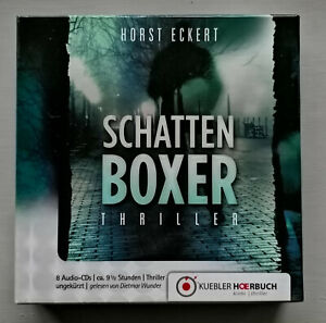 "Sammlungsauflösung Hörbücher: HORST ECKERT ""Schattenboxer"""