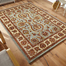Orient 113 Traditional Rug Light Blue Cream Brown RRP £139 1.2m x 1.8m Bargain