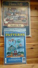 Noah's Ark Sewing Patterns & Noah's Ark Tole Painting