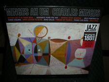 CHARLES MINGUS ***Mingus Ah Um **BRAND NEW 180 gram RECORD LP VINYL jazz wax