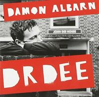 Damon Albarn - Dr Dee - Damon Albarn CD BYVG The Fast Free Shipping