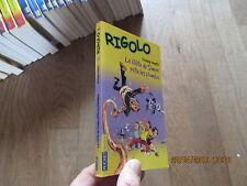 POCKET JEUNESSE 761 RIGOLO 13 FREDDY WOETS flute de simon pete les plombs  2002