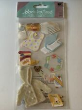 New listing Jolee's Baby Diaper Bag Items 3D Stickers