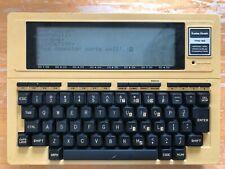 TRS-80 Model 100 Portable Computer Vintage