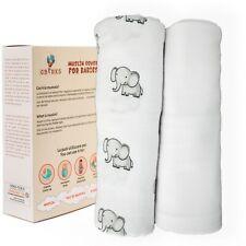 Mussole Neonato GBERKS® | 100% Cotone Certificato OEKO-TEX Standard