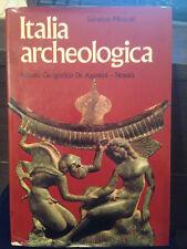 SABATINO MOSCATI - ITALIA ARCHEOLOGICA - DeAGOSTINI 1983