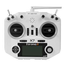 FrSky Taranis Q X7 16Ch 2.4GHz ACCST Open TX Telemetry Transmitter Radio White