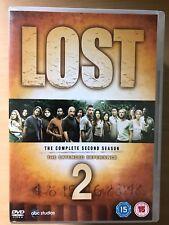 Lost - Stagione 2 - Completo~Classico Jj Abrams Mysteries Serie UK DVD Cofanetto