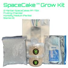 Mini Martian Organic Mushroom Grow Kit - Martian's Magic SpaceCake™ PF-Tek