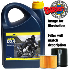 Buell M2 Cyclone 1997 20w50 Oil & Filter Kit