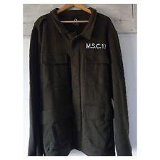 BNWT Ma strum 2xl xxl Waffen Sweat Field Jacket R.R.P £159 MASA4345 80's Casual