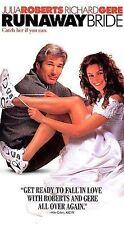 RUNAWAY BRIDE JULIA ROBERTS RICHARD GERE VHS VIDEO TAPE MOVIE FILM