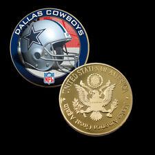 Souvenir Coins Metal Coin American Football Commemorative Gift Value Collection