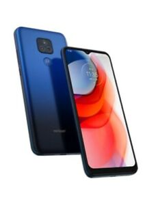 Motorola Moto G Play (2021) - 32GB - Misty Blue (locked - Metro) (Single SIM)