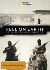 The Hell On Earth - Fall Of Syria And The Rise Of ISIS (DVD, 2017)