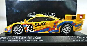 1/43 Minichamps PMA 2000 McLaren F1 GTR Japan GT Championship #30. 533204330