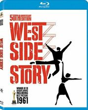 West Side Story - NEW Blu-ray Disc  - 50th Anniv Edition - Natalie Wood