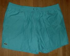 a040ae8354 Lacoste Mens Green Swim Shorts Size UK XL 36 - 38