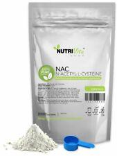 NVS 100% PURE N-Acetyl L-Cysteine Powder NAC KOSHER PHARMACEUTICAL USP NONGMO