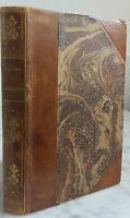 1920 P.Bourget Anomalie Ex-Libris Plön Parigi Tr.tete Oro IN12 Be