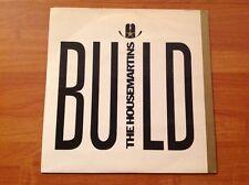 THE HOUSEMARTINS - 1987 Vinyl 45rpm Single - BUILD