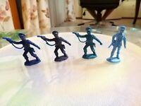 LOTTO 4 SOLDATINI Atlantic Polizia  Carabinieri D'Italia SC. 1/32 da collezione