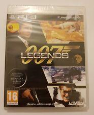 007 LEGENDS PlayStation 3 ps3 pal España Nuevo y Sellado de Fabrica