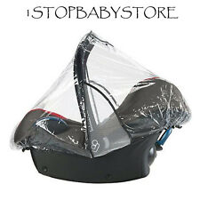 New Car Seat Rain Cover to Fit Maxi-Cosi CabrioFix Pebble Carseat Raincover Sale