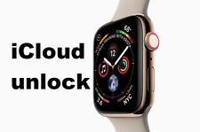 Apple Watch All Models Icloud ID Unlock Removal Service Premium