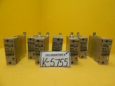 Omron G3PA-210B-VD Solid State Relay G3PA-220B-VD Reseller Lot of 7 Used Working