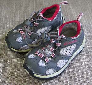 Columbia Infant Toddler Sport Closed Toe Sandal Walking Water Shoes Sneakers 4T