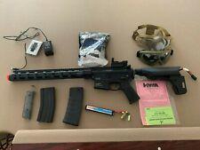 Airsoft Gun KWA AEG3 RM4 Full Metal Ronin ML Recon Airsoft Carbine