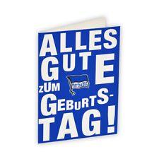 Scheckkartenhülle Hertha BSC Berlin Kartenhülle Hülle plus Lese Schutzhülle