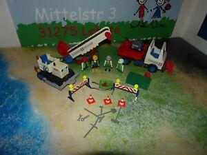 Playmobil 3277 Baustelle
