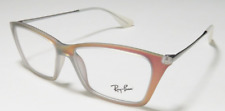 RAY BAN Eyeglasses Glasses RB 7022 5497 Shirley Iridescent Red Authentic 54mm