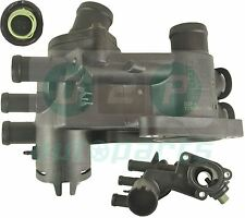 For Seat Leon Toledo 1.4 16V, 1.6 16V Thermostat + Housing + Sensor 032121111BA