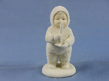 """Department 56 Snowbabies """"Just One Little Candle"""" Figurine - IOB"""