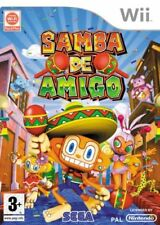 Samba de Amigo Nintendo Wii Sega