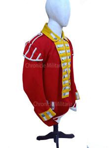revolutionary war coat His majesty's 10th regimental coat
