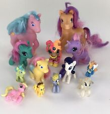 Vintage My Little Pony Unicorn And Others Toy Lot