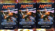MTG MAGIC  3  BOOSTERS EDITION DE BASE 2014 JAPONAIS